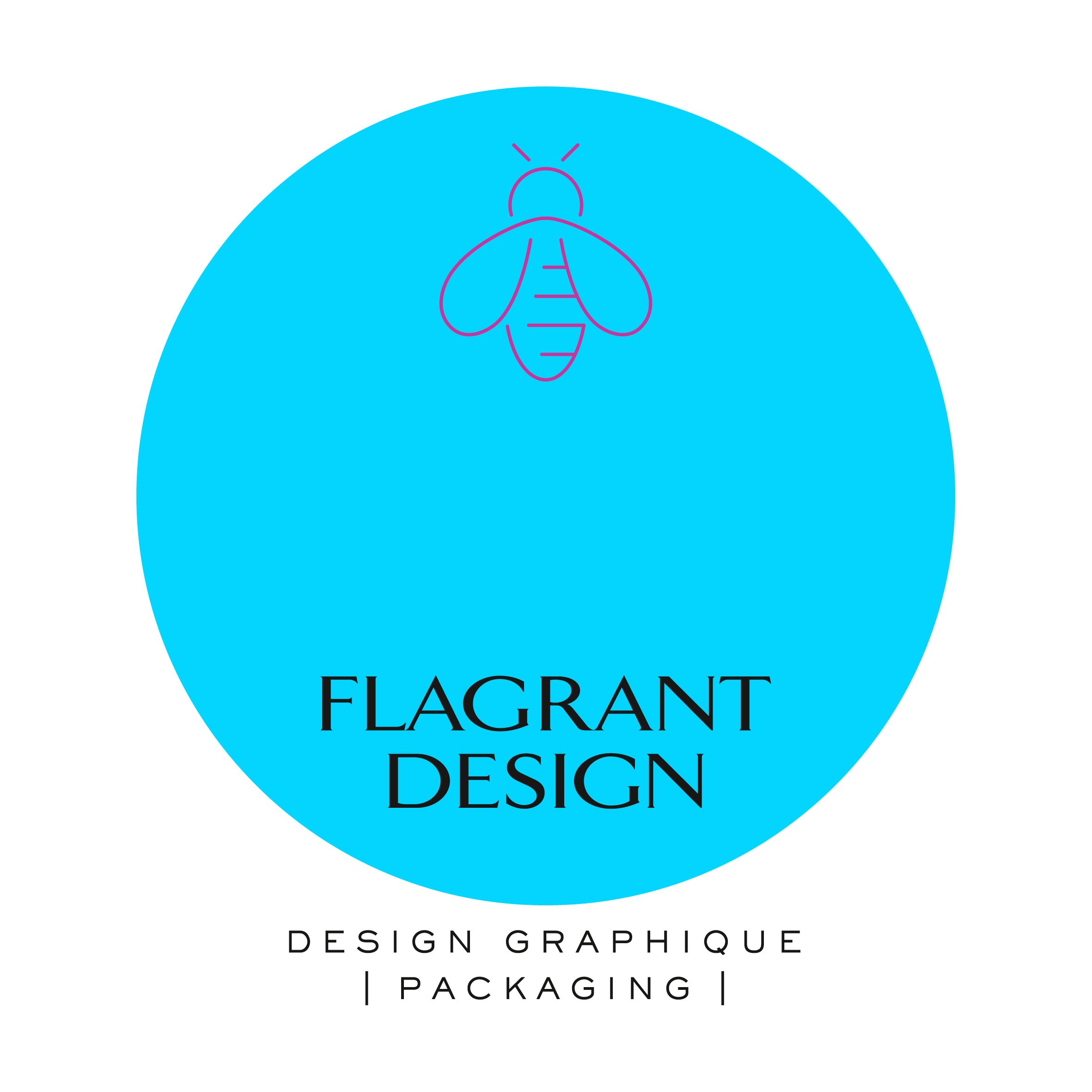 Logo de FLAGRANT DESIGN